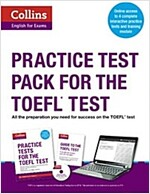 Practice Test Pack for the TOEFL Test (Paperback)