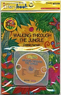 Walking through the Jungle (Jamboree Level B : Paperback + Hybrid CD)