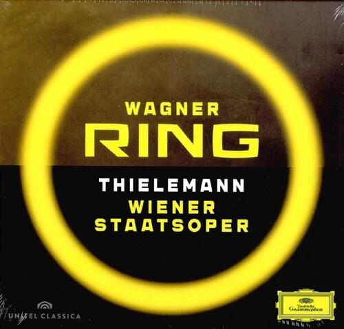 [수입] 바그너 : 니벨룽의 반지 전곡 [14CD+2DVD]