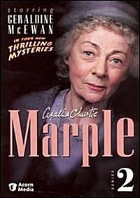 [수입] Agatha Christies Marple: Series 2 (아가사 크러스티 미스 마플: 시리즈 2) (지역코드1)(한글무자막)(4DVD Boxset) (2006)