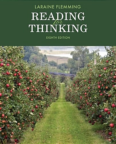 Reading for Thinking (Paperback, 8, Revised)