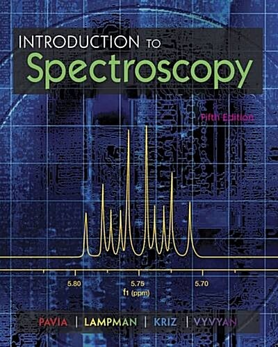 Introduction to Spectroscopy (Paperback, 5)