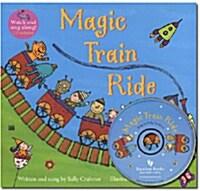 노부영 Magic Train Ride (Hybrid) (Paperback + Hybrid CD)