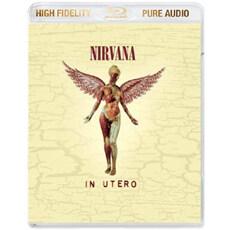 [수입] [블루레이 오디오] Nirvana - In Utero