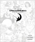 The Art of DreamWorks Animation: Celebrating 20 Years of Art (Hardcover)