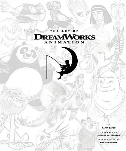 The Art of DreamWorks Animation: Celebrating 20 Years of Art (Hardcover)