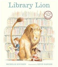 Library Lion (Paperback, 미국판)