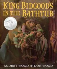 King Bidgood's in the Bathtub (Paperback)