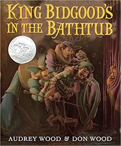 King Bidgoods in the Bathtub (Paperback)