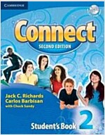 Connect 2 Student's Book with Self-Study Audio CD (Package, 2 Revised edition)