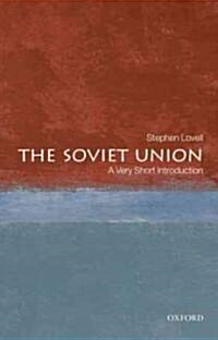 The Soviet Union: A Very Short Introduction (Paperback)