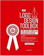 The Logo Design Toolbox: Time-Saving Templates for Graphic Design (Paperback)