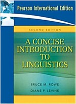 A Concise Introduction to Linguistics (2th Edition, Paperback)
