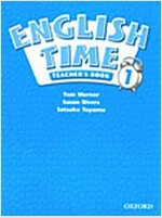 English Time 1: Teacher's Book (Paperback)