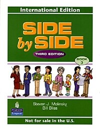 Side by Side 3 : Student Book (Paperback, 3rd)