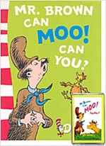 노부영 Mr. Brown Can Moo! Can You? (Paperback 원서 & CD) (Paperback + CD)