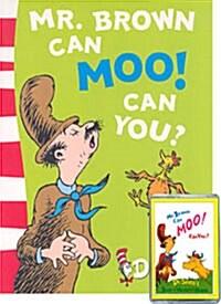 노부영 Mr. Brown Can Moo! Can You? (Paperback 원서 & CD) (Paperback + CD)