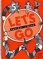 Lets Go: 5: Teachers Book (Paperback, 2 Revised edition)