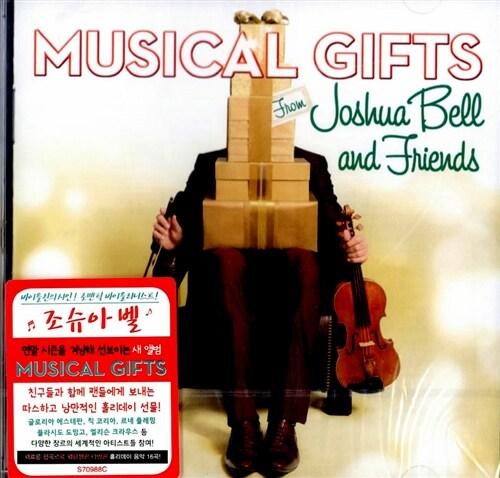 조슈아 벨 : Musical Gifts