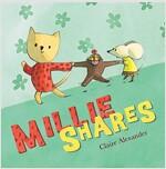 Millie Shares (Paperback)