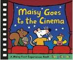 Maisy Goes To The Cinema (Hardcover)