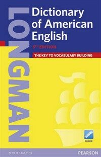 Longman Dictionary of American English 5 Paper & Online (HE) : Industrial Ecology (Package, 5 ed)