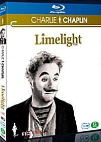 [블루레이] 찰리 채플린 스페셜 에디션 : 라임라이트 (BD+부가영상 DVD)