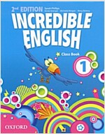 Incredible English: 1: Class Book (Paperback, 2 Revised edition)