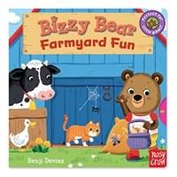 Bizzy Bear: Farmyard Fun (Board Book)
