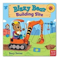 Bizzy Bear: Building Site (Board Book)