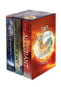 Divergent Series Complete Box Set (Paperback)