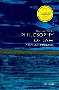 Philosophy of Law: A Very Short Introduction (Paperback)
