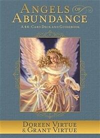 Angels of Abundance Oracle Cards: A 44-Card Deck and Guidebook (Other)