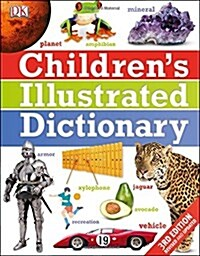 Childrens Illustrated Dictionary (Hardcover)