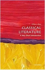 Classical Literature: A Very Short Introduction (Paperback)