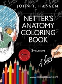 Netter's Anatomy Coloring Book [With Access Code] (Paperback, 2)