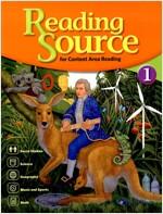 Reading Source 1 (Student Book + Workbook + Audio CD 1장)