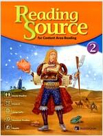 Reading Source 2 (Student Book + Workbook + Audio CD 1장)