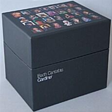 [수입] 가디너 - 바흐 칸타타 순례 전집 [56CD+1CD-Rom] [전세계 3천세트 제작 한정반]