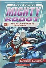 Ricky Ricotta's Mighty Robot vs. the Mecha-Monkeys from Mars (Ricky Ricotta's Mighty Robot #4) (Paperback)