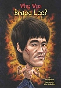 Who Was Bruce Lee? (Paperback)
