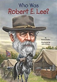 Who Was Robert E. Lee? (Paperback)