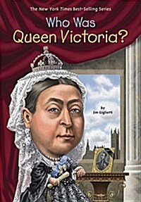 Who Was Queen Victoria? (Paperback)