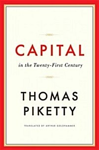 Capital in the Twenty-First Century (Hardcover)