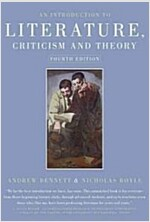 An Introduction to Literature Criticism and Theory (Paperback, 4 Rev ed)