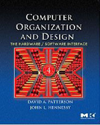 Computer organization and design : the hardware/software interface 4th ed