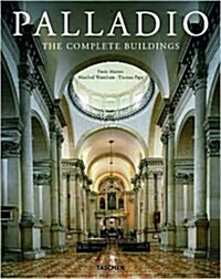 Palladio: The Complete Buildings (Hardcover, 25, Anniversary)