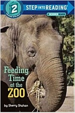 Feeding Time at the Zoo (Paperback)