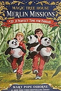 Merlin Mission #20 : A Perfect Time for Pandas (Paperback)