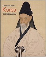 Treasures from Korea: Arts and Culture of the Joseon Dynasty, 1392-1910 (Hardcover)